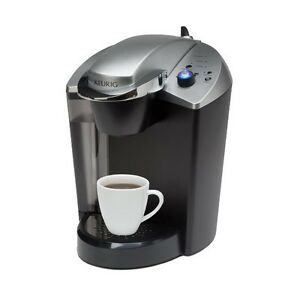 Keurig B145 OfficePRO Brewing System + Carousel,Tray&Coffee Pods