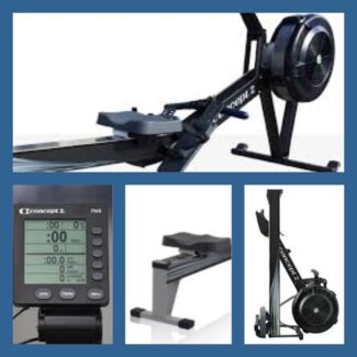 Floor demo model - CONCEPT 2 MODEL-D ROWER with PM5 Monitor