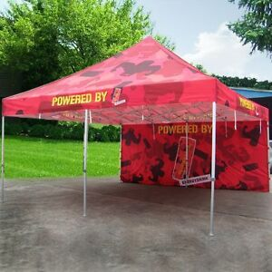 Outlet Tags Custom Canopy Tent Packages ONLY $599.99 Gatineau Ottawa / Gatineau Area image 10