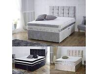 * FREE Delivery * All Guarantees & Warranty * NEW Divans, Beds, Mattresses / Single Double King Etc