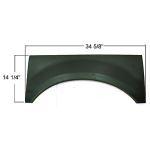 Brand New Wheel Arch Repair Panels Fit 1999-2007 Ford Super Duty London Ontario image 1