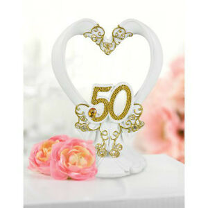 50th  Anniversary and Wedding Decorations