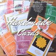 Handmade cards Curtin Woden Valley Preview