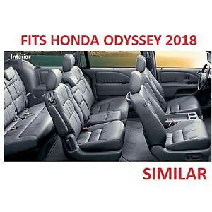 NEW LEATHER SEAT COVERS FOR HONDA 179713082 HONDA ODYSSEY 2018
