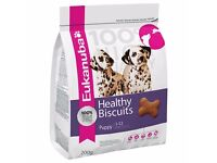 Eukanuba Healthy Puppy & Dog Biscuits