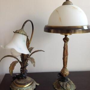 Lampes antiquee