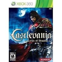 XBOX 360 - Castlevania - Lords of Shadow