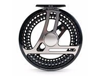 LOOP OPTI SpeedRunner Black Fly Fishing Reel - NEW