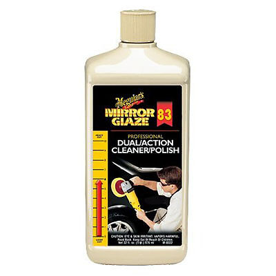 Meguiars M8332 Dual Action Cleaner/Polish 32 (Dual Action Cleaner Polish)