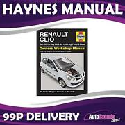 Renault Clio Haynes Manual