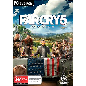 Far cry 5 pc and other games bundle