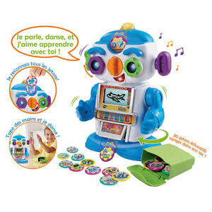 Zinzin mon robot super malin v tech