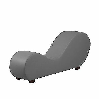 Product Reviewsdivano Roma Furniture Modern Bonded Leather Chaise Lounge Yoga Chair For Stretch