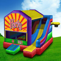 Bounce Around Party Rentals - Bouncy castle rentals !