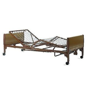 Lonely Electric Hospital Bed Looking For New Friend