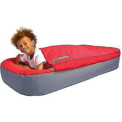 Readybed Deluxe Junior Inflatable Kids Air Bed And Sleeping Bag In