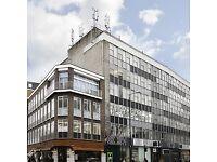 WHITECHAPEL Shared Office Space - Flexible Co-Work Rental 1-25 Desks - E1