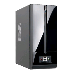 Brand new Inwin BM639 ultra small form factor case/power supply