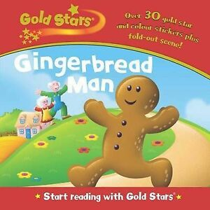 About gold stars gold stars start reading gingerbread man book