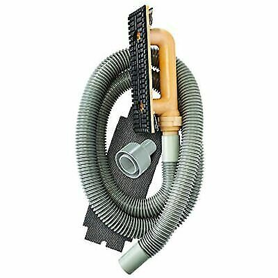 Hyde Tools 09165 Dust-free Drywall Vacuum Hand Sander With 6-foot Hose 639 And