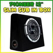 Custom Sub Box