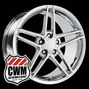 C6 Corvette Wheels