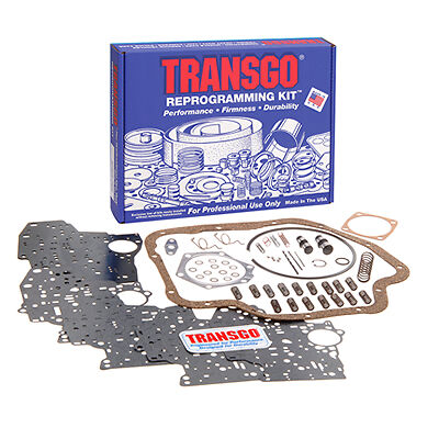 TRANSGO  TH400 400  SHIFT KIT  400 3 FULL MANUAL CONTROL ALL YEARS