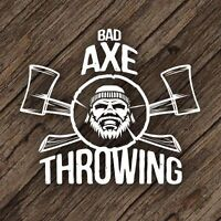 Bad Axe Throwing Event Host and Coach