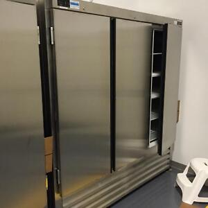 Commercial coolers and freezers for sale hi end Curtis