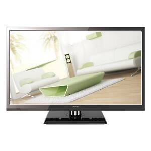 "TV with Integrated DVD Player SONIQ 24"" HD LED LCD Baulkham Hills The Hills District Preview"