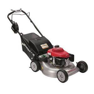 "2017 GENUINE HONDA SELF PROPELLED ELECTRIC START LAWN MOWER 21"" B Berwick Casey Area Preview"