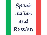 Tutor of Italian and Russian Languages