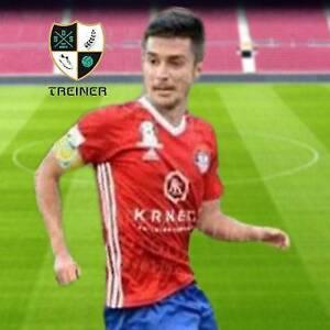 Treiner Football (Soccer) Coach: Nebojsa Pejic