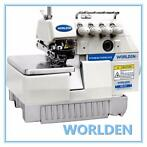 lockmachine Worlden yuki pfaff global overlock