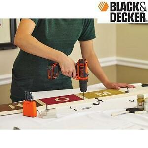 NEW BLACK  DECKER 12V DRILL MAX LITHIUM DRILL 93221274