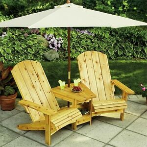 Looking for someone to build double adirondack chair