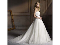 Caroline Castigliano Beauty Wedding Dress Size 8/10
