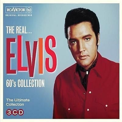 ELVIS PRESLEY The Real... 60's Collection 3CD NEW Digipak Ultimate Collection