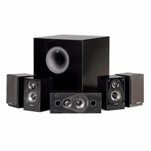 Energy TAKE CLASSIC II 5.1 Home Theater System(Brown Box) ***READ***