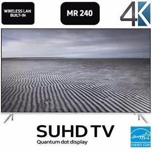 Télévision DEL 55'' UN55KS8000 4K SUHD 120HZ Smart Samsung - Refurb