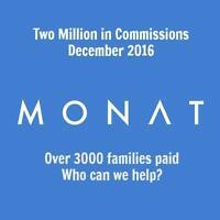 New Market Partners with Monat Global Hair Care Products!