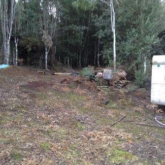 19 acre bush block