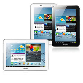 Samsung Galaxy Tablets from £89.99