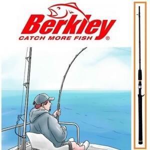 NEW BERKLEY TROLLING FISHING ROD - 126967410 - BUZZ RAMSEY AIR SERIES BOATING