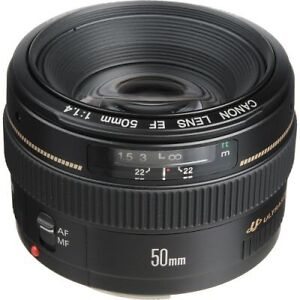 Canon 50mm 1.4 in excellent condition
