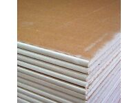 Standard Plasterboard 6x3 12.5mm (Buy 10+ For COLLECTION ONLY...£3.75)