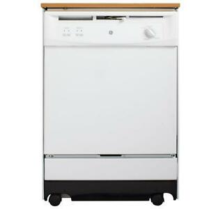 Dishwasher - 1 year old, portable, like-new condition