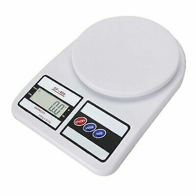 Postal Scale Digital Kitchen Shipping Electronic Weight Mail 1g 10kg Capacity