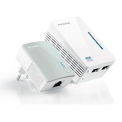 POWER LINE PLC TP-LINK WPA4220KIT WIFI EXT. AV600