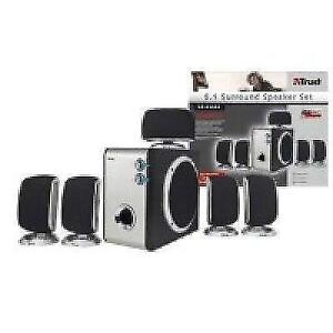 Trust SoundForce 5.1 Multimedia Speaker Set SP-6250Z